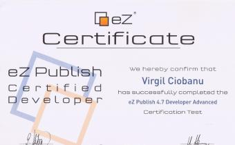 VC-eZcertification