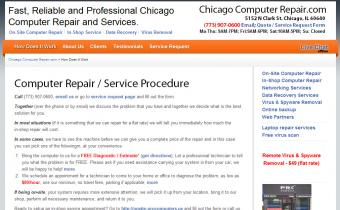 Chicago Computer Repair